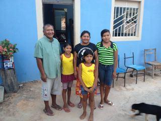 Pastor i Brasilien